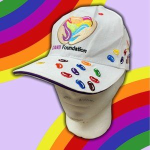 Multicoloured Mens Jellybean Hat Vintage Baseball